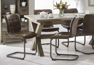 Industrial Dining Chairs