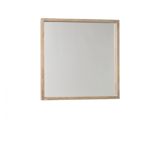 New England Square Mirror