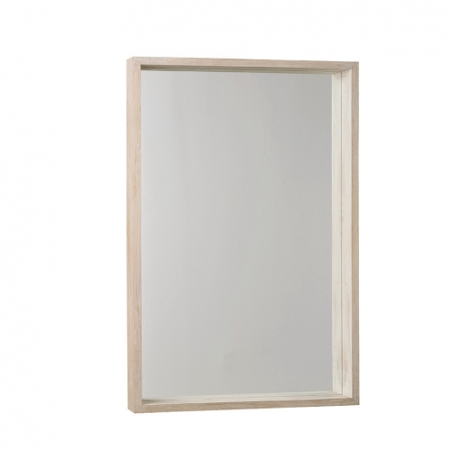 New England Rectangular Mirror