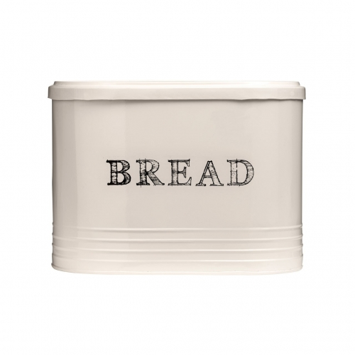 Sketch Cream Bread Bin