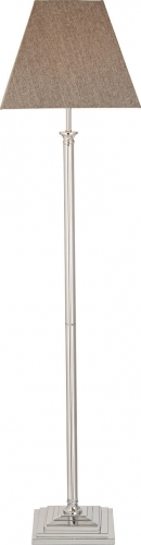 Nelson Floor Lamp Chrome