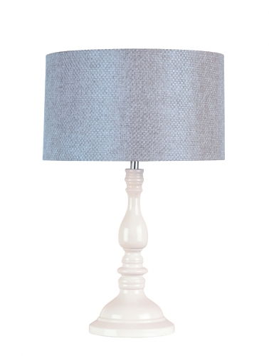 Roma Table Lamp Grey