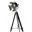 Sinatra Spotlight Nickel with Black Wood Tripod