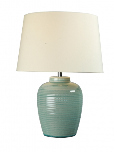 Lume Table Lamp Blue