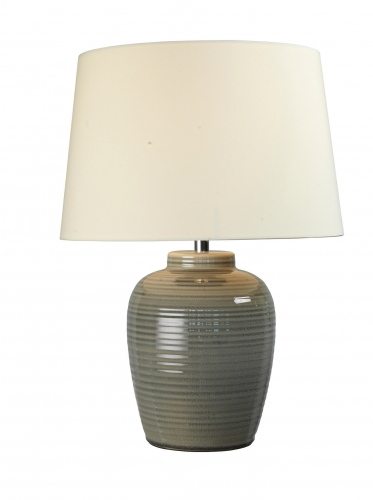 Lume Table Lamp Grey