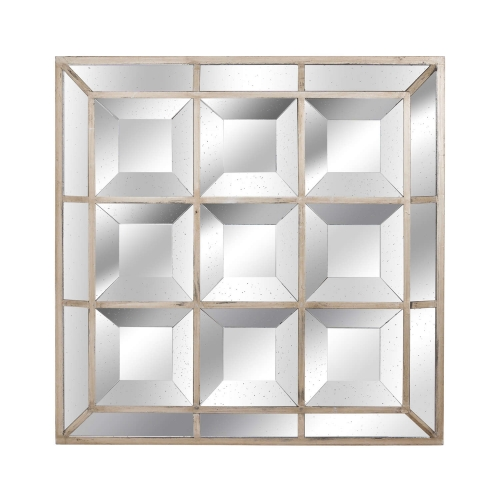 Augustus Multi Bevelled Mirror