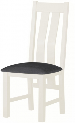 Brompton White Dining Chair