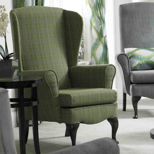 Cornwall Wing Back Chair
