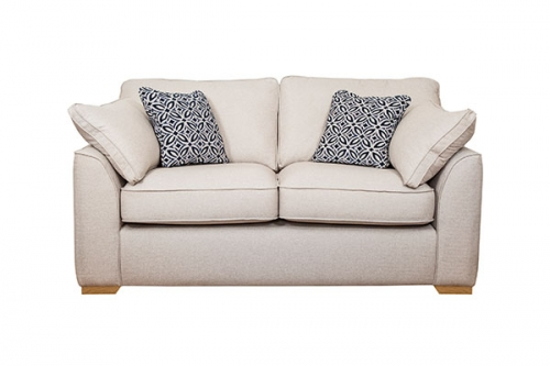Dexter Fabric 2 Seater Sofa