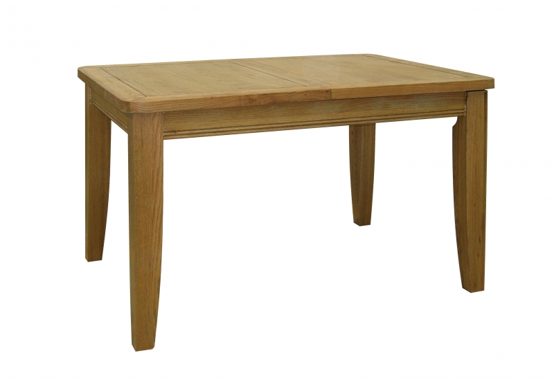 Rochelle French Oak Small Extending Table