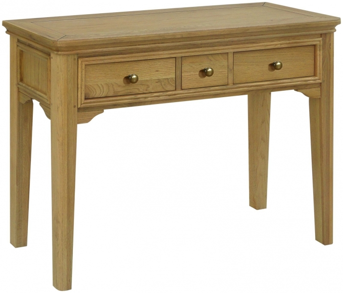 Rochelle French Oak Dressing Table
