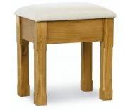 Wellgarth Pine Dressing Table Stool