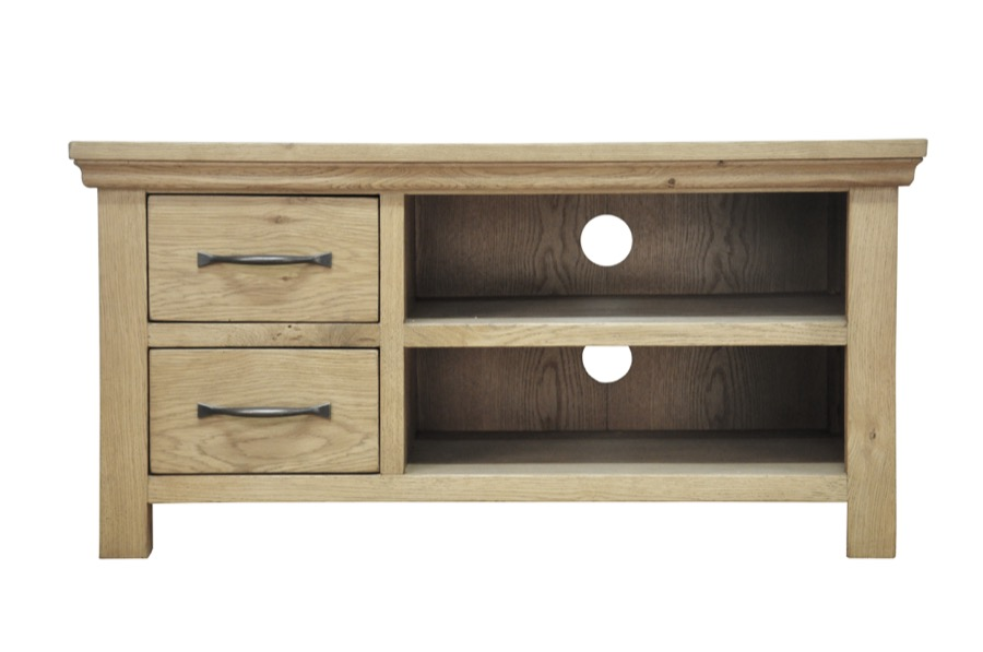 Granby Oiled Oak Tv Unit