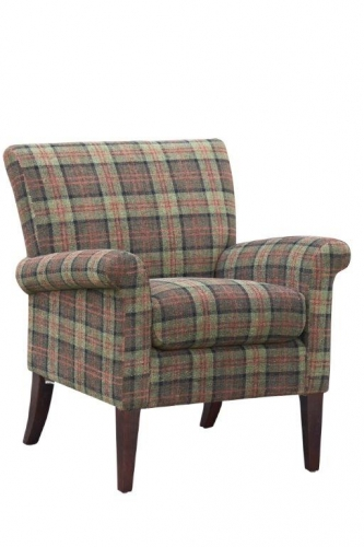 Luca Accent Chair Moss