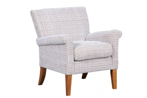 Luca Accent Chair Barley Weave
