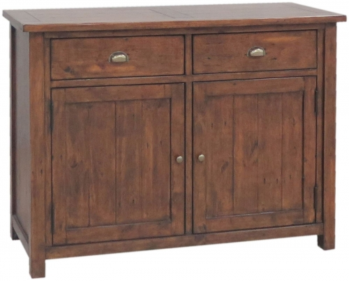 Melrose Reclaimed Pine Small Sideboard