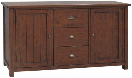 Melrose Reclaimed Pine Large Sideboard