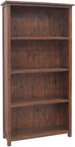 Melrose Reclaimed Pine Bookcase