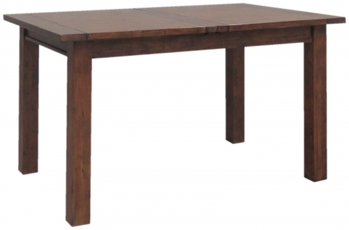 Melrose Reclaimed Pine Small Extending Table
