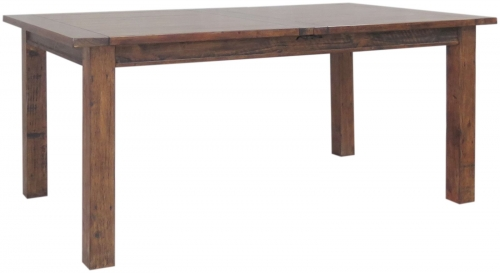 Melrose reclaimed Pine Large Extending Table