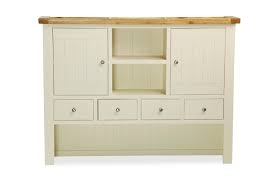 Dawlish Painted Oak Dresser Top
