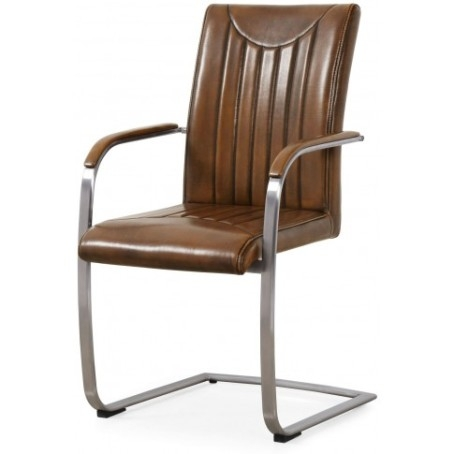 Industrial Retro Dining Armchair