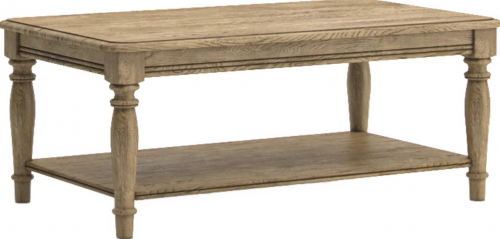 Biarritz French Oak Coffee Table