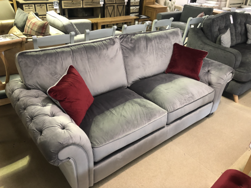 Colorado Large Fabric Sofa