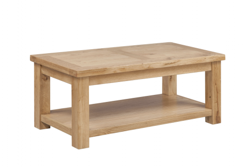 Hebden Solid Oak Coffee table