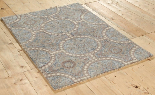 New Wool Marsden Grey Rug