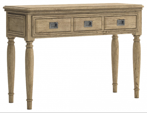Biarritz French Oak Dressing Table