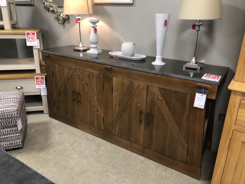Aldborough 4 Door Sideboard