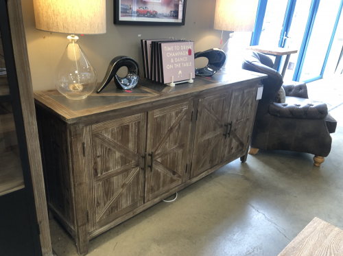 Portland 4 Door Sideboard