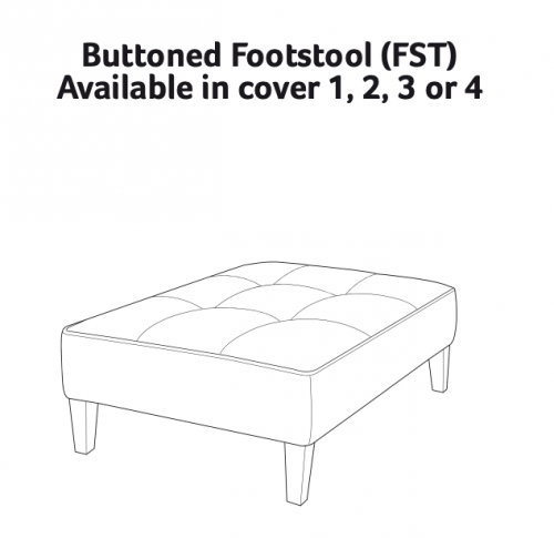 Oakland Accent Footstool