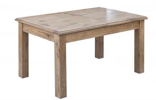 Farnley Solid Oak Extending Dining Table