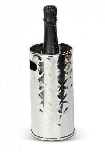 French Fleur Tall Wine Bottle Holder