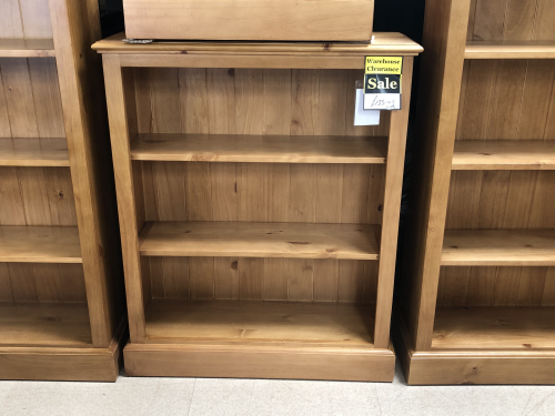 Coverdale Low Bookcase