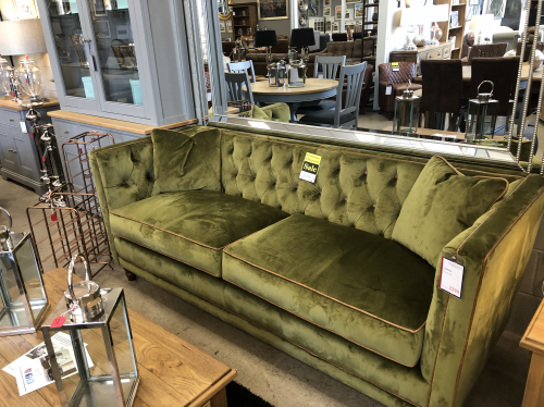 Hatfield 3 Seat Sofa