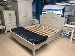 Epernay Painted 5ft Bedstead