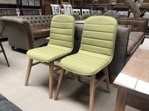 Nova Green Dining Chair