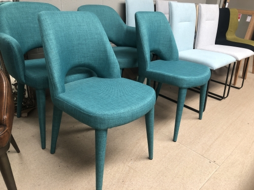 Lydia Upholstered Dining Chair