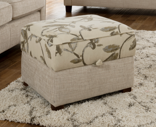 Bramley Storage Stool