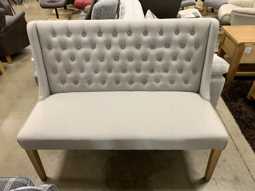 Belgravia Upholstered Bench