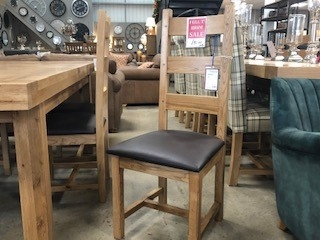 Oldstead Oak Dining Chair