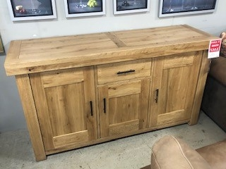 Oldstead 3 Door Sideboard