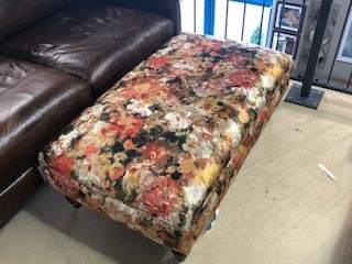 Nevada Footstool