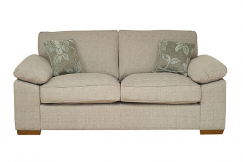 Lawton Fabric 2 Seater Sofa