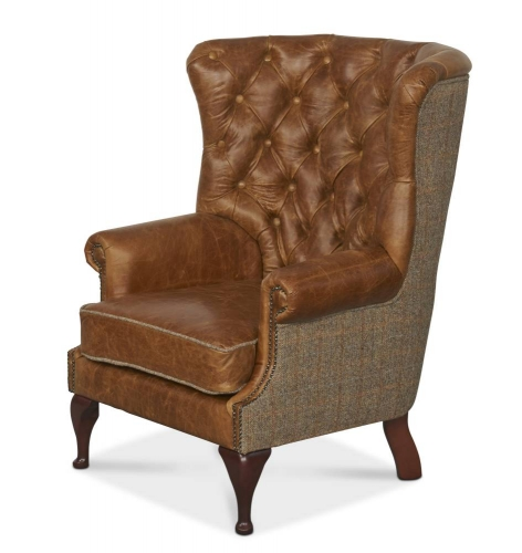 Heritage Washington Wing Chair