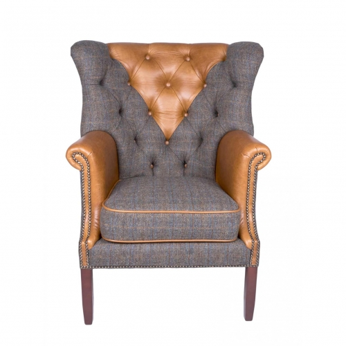 Heritage Churchill Wing Chair