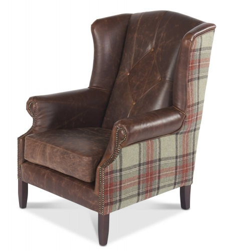 Heritage Caesar Buttoned Armchair